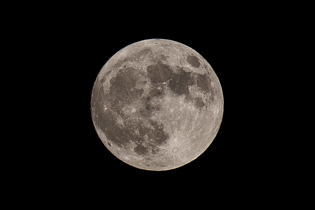 Free Calendar The Supermoon Is Upon Us