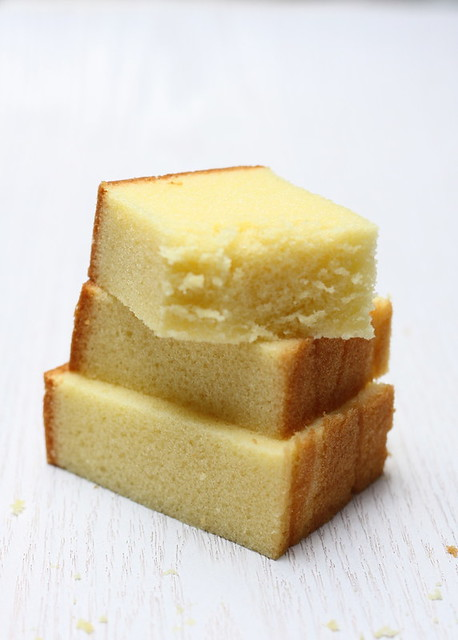 Butter cake from OUG Market