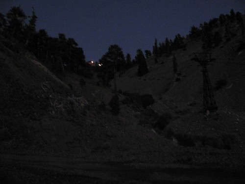 Baldy Notch Moonlit Hike (Oct 2011)