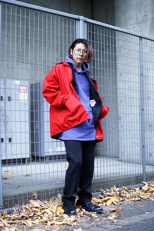 Drop Tokyo Street Style - Area- Shibuya, Tokyo | 渋谷, 東京 Name- Shintaro Kageyama | 影山慎太郎