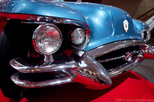 Canon 70D EOS hands on review field test book manual guide how to settings set up 1954 Buick Wildcat II concept