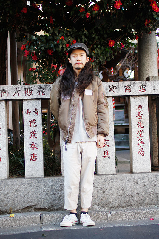 Drop Tokyo Street Style - Area- Minami-Aoyama,Tokyo | 南青山,東京 Name- Jinya Narita | 成田仁也