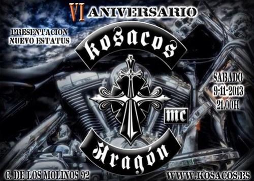 VI Aniv. Kosacos Aragon - Zaragoza