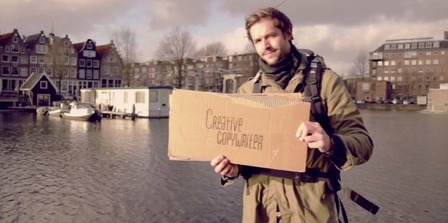 BackPacker Creative Copywriter