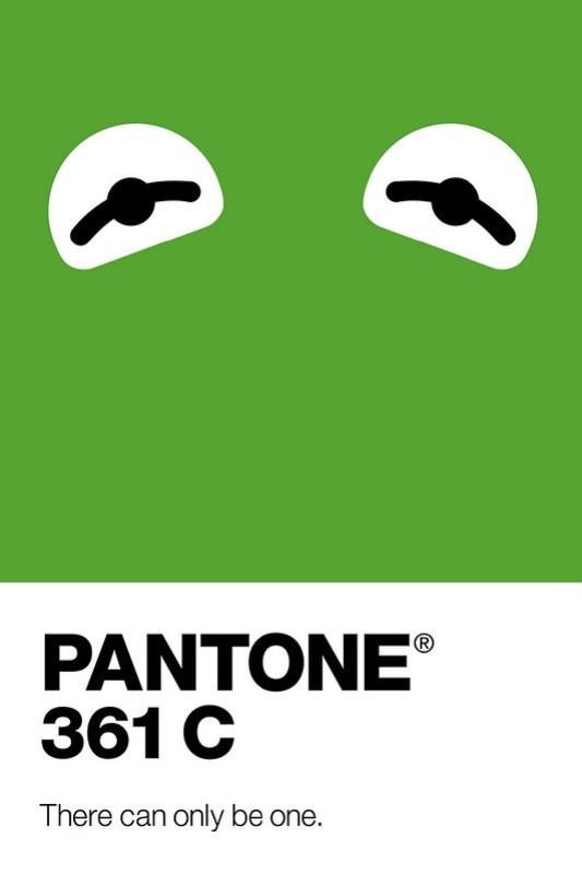 Pantone - Kermit