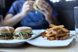 Burgers & Fries | The Arbor