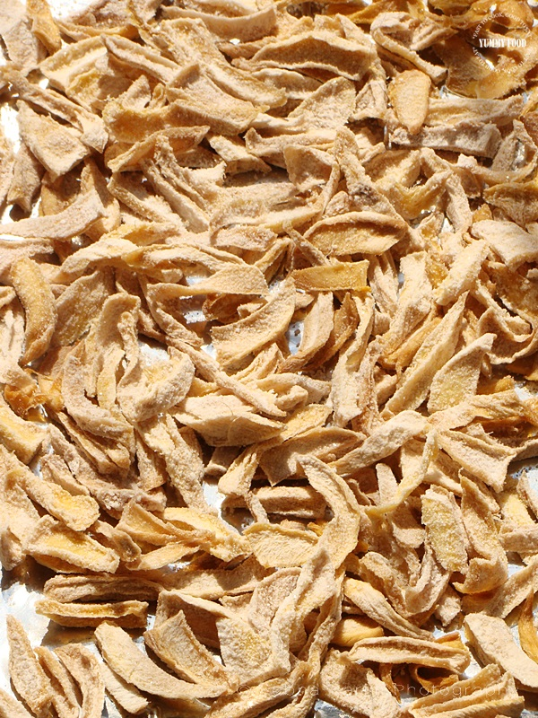 Amchur/Sun Dried Raw Mango Strips