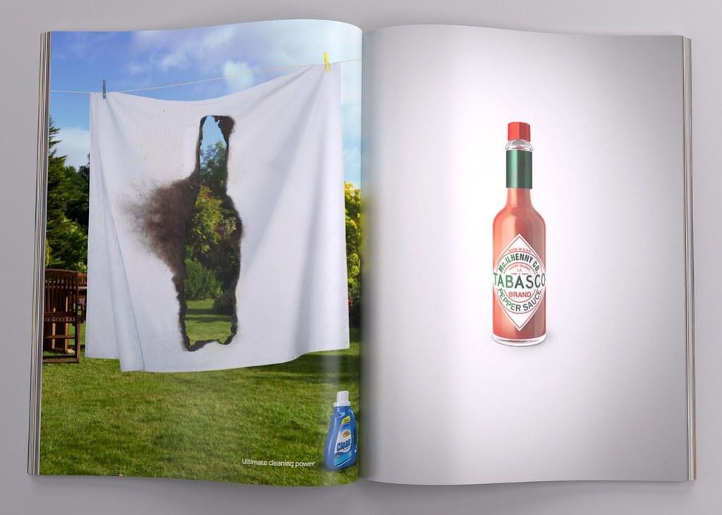 Tabasco - Print Sheet Heat