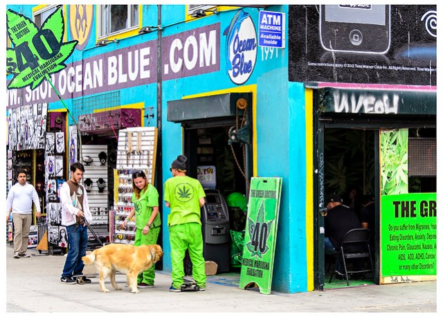 The Green Doctors Are In