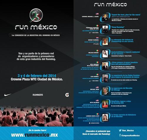 1er Congreso de la  Industria del Running