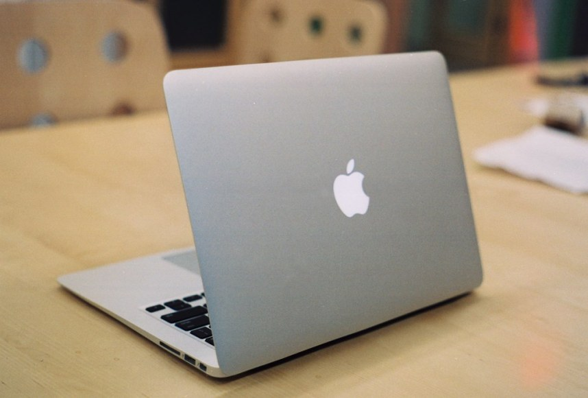 Fuji Superia: MacBook