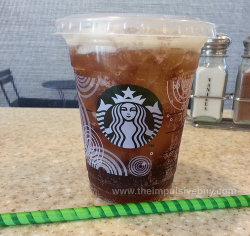 Starbucks Spiced Root Beer Fizzio Hand-Crafted Soda