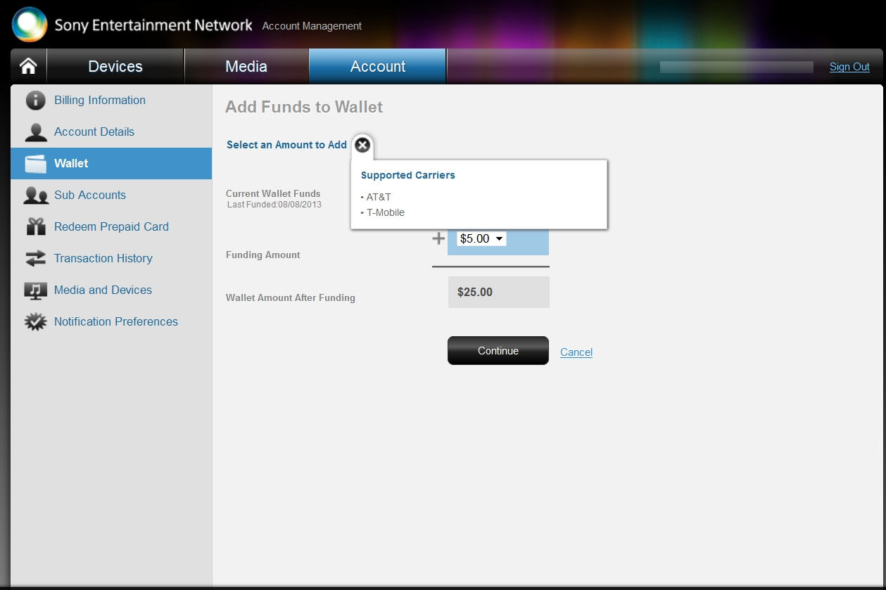 Playstation Contact Playstation Store Adds Mobile Billing Option The Escapist