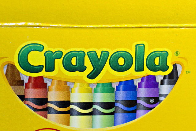 9 Best Images Of Crayola Crayon Logo Printable Crayola Gallery For