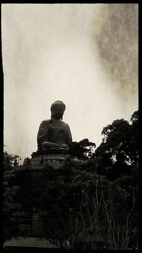 Tian Tian Buddha -HK