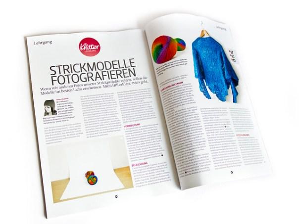 Eskimimi Photography tutorial in German