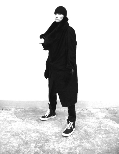 RICK OWENS FALL 2007 'EXPLODER' LOOKBOOK