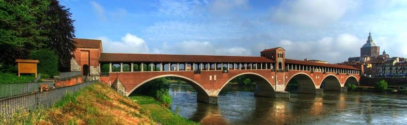 Pavia - Ponte Coperto