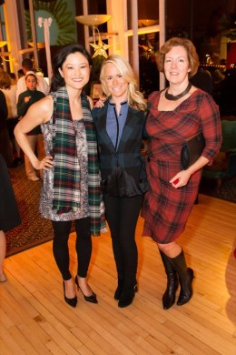 Catherine Kwong, Victoria Kennedy, Anna Sweeney