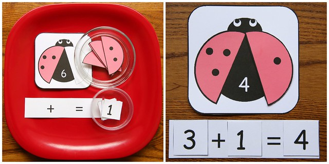 Free Ladybug Printables and Montessori-Inspired Ladybug Activities
