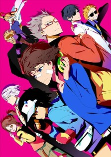 Hamatora Winter Anime 2014