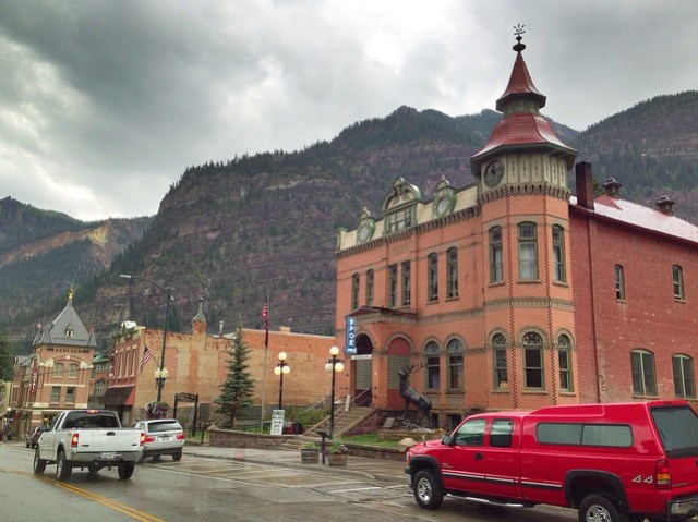Ouray, Colorado, 2013