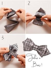 Bow Tie DIY  Sewing Blog   BurdaStyle.com
