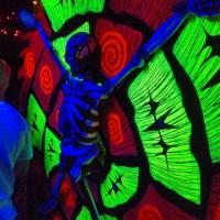 Epic Halloween decor pt 1. #nightmarebeforechristmas ...