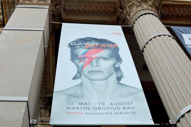David Bowie Exhibition