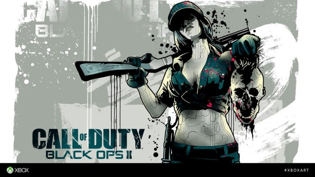 Black ops by Mitchy Bwoy