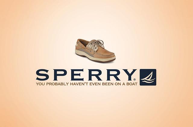Honnest Slogans - sperry