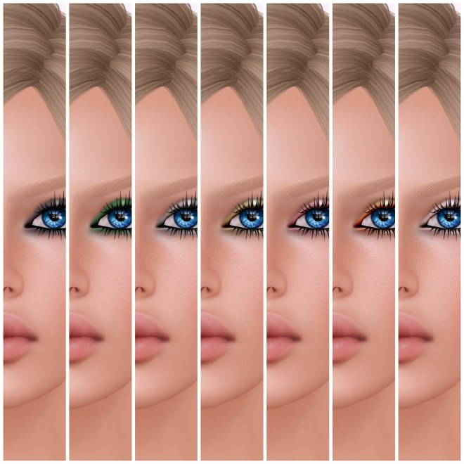 Glam Affair - Elit Eye Makeup Part 2