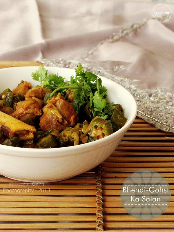 Bhendi-Gohst ka Salan