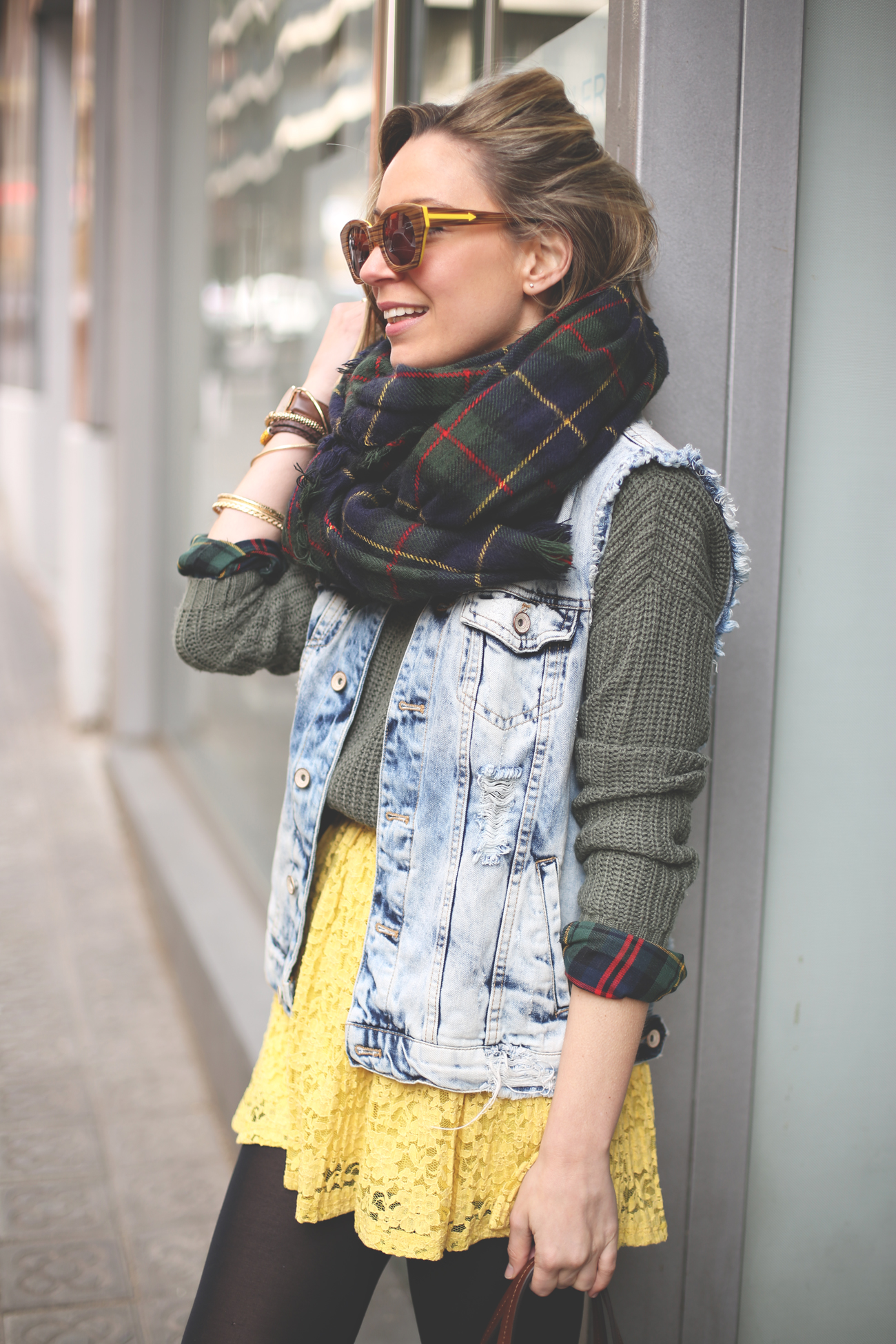 My Yellow Farmhouse Blog Yellow Skirt My Showroom