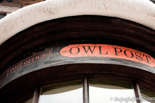 Harry Potter Owl Post