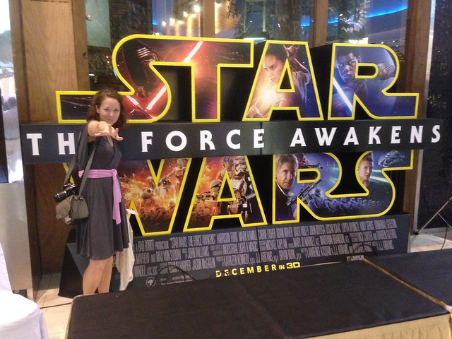 A Year Traveling the World_Star Wars in Bangkok