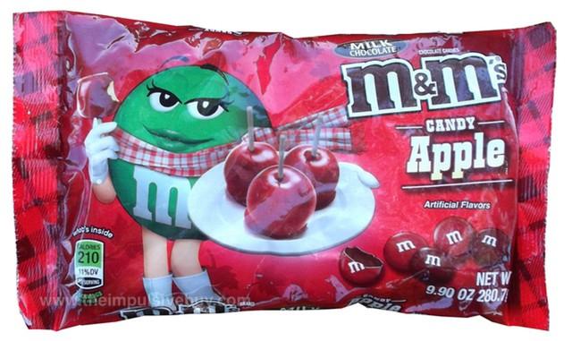 Candy Apple Milk Chocolate M&M's
