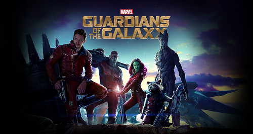 Guardians of the Galaxy: Película de Superhéroes de Marvel