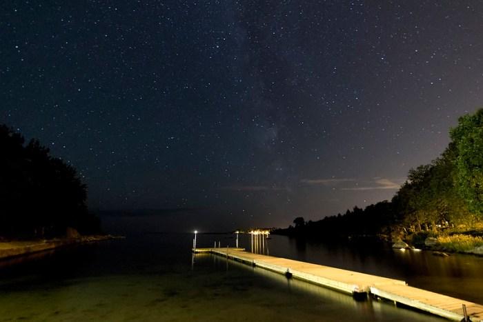 Karlshamn By Night