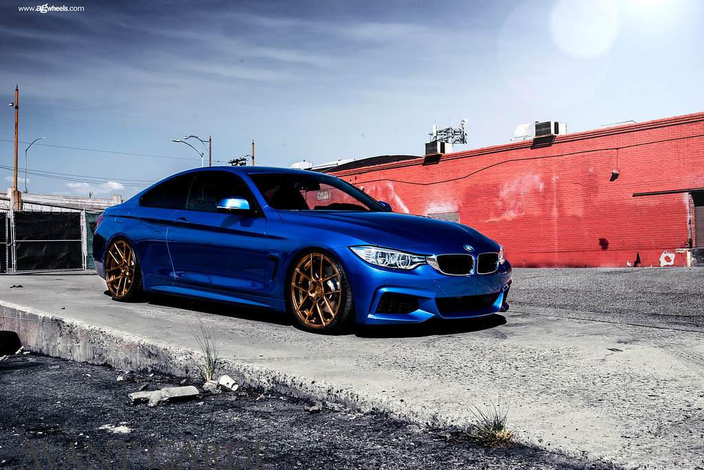 Subaru Impreza Wallpaper Hd Bronze Wheels On Estoril Blue