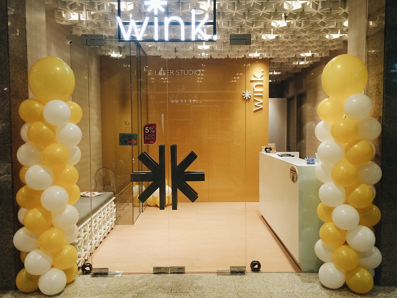 Wink Laser Studio, Alabang Town Center