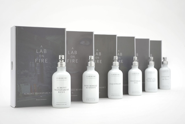 A Lab on Fire Parfums