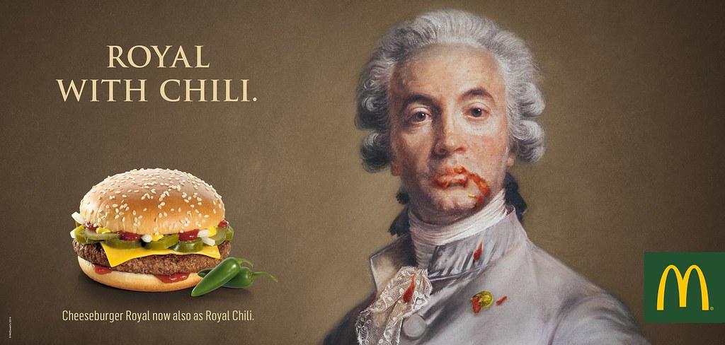 McDonald's - Royal with Chili