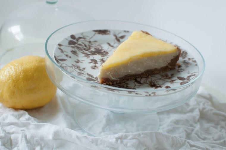 Lemon Cheesecake Pie 4