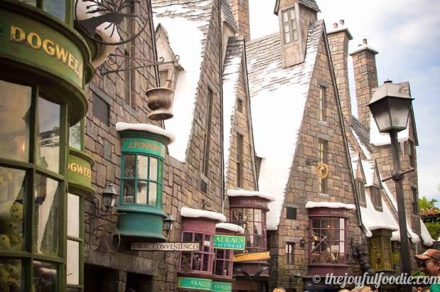 Harry Potter World Signage