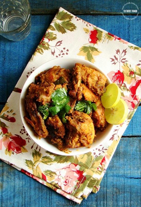 Chicken Sukka