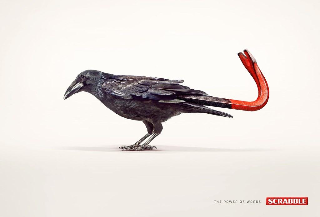 Scrabble - Crow Bar