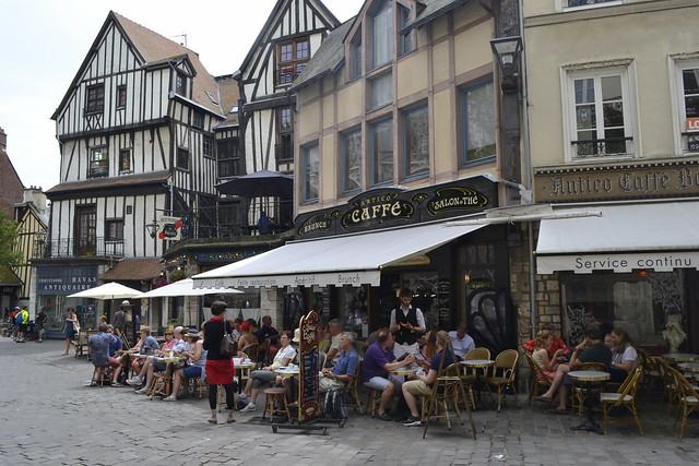 Visit Normandy _ Rouen