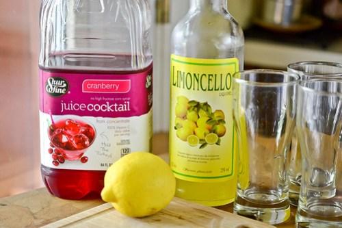 Cranberry-Limoncello Cocktails-1