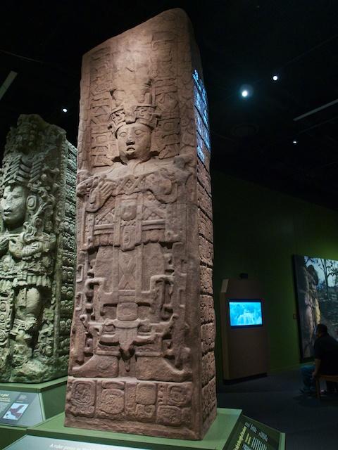Stela C, Quirigua